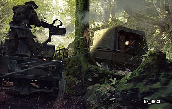 Battle of the Argonne Forest Battlefield 1