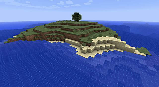 Island Ahoy seed Minecraft PS4
