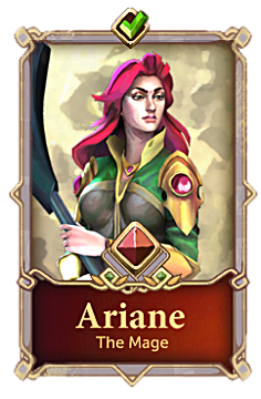 Chronicle: RuneScape Legends ariane