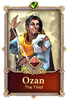 Chronicle: RuneScape Legends ozan