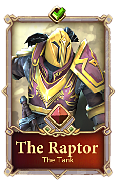 Chronicle: RuneScape Legends raptor