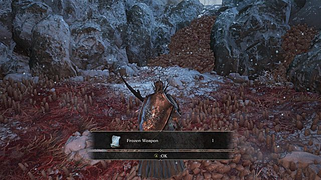 Frozen Weapon Dark Souls 3 Ashes of Ariandel Guide How to find all new Weapons Armor and Spells