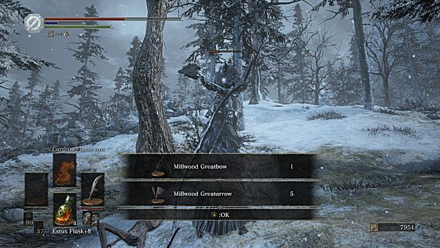 Millwood Greatbow Dark Souls 3 Ashes of Ariandel Guide How to find all new Weapons Armor and Spells