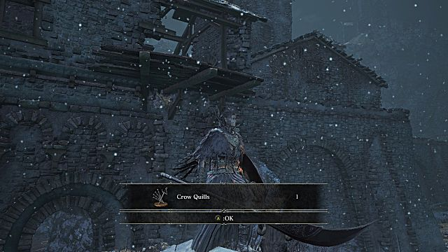 Crow Quills Dark Souls 3 Ashes of Ariandel Guide How to find all new Weapons Armor and Spells
