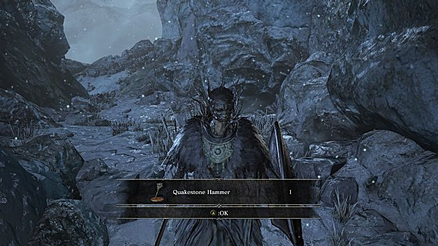 Quakestone Hammer Dark Souls 3 Ashes of Ariandel Guide How to find all new Weapons Armor and Spells