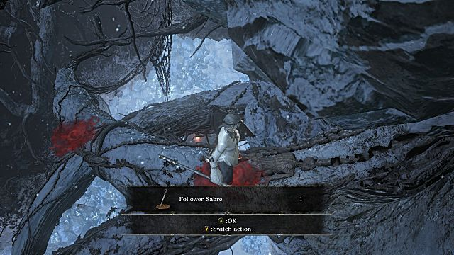 Follower Sabre Dark Souls 3 Ashes of Ariandel Guide How to find all new Weapons Armor and Spells