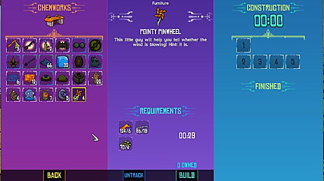 Crashlands Juicemancy Quest Guide How to get the Juiceforge Pointy Pinwheel