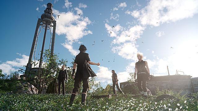 Final Fantasy XV characters