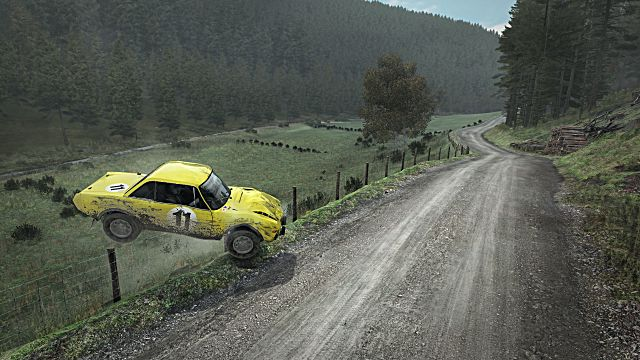 dirt rally alpha