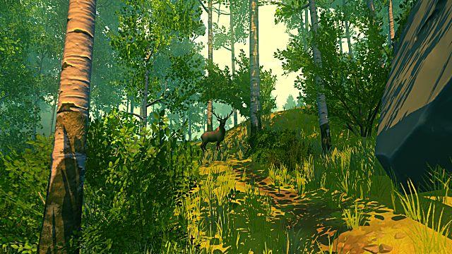 firewatch dear forest