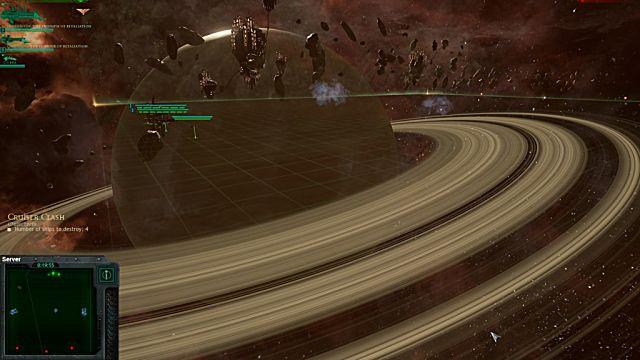 Battlefleet Gothic Armada asteroid belt