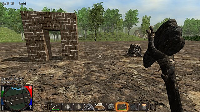7 Days to Die stone axe