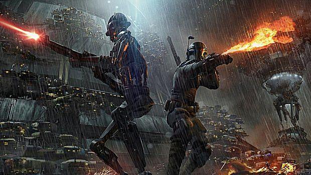 скачать игру Star Wars Battlefront 2017 - фото 7