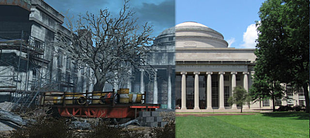 CIT in Fallout vs. MIT in real life