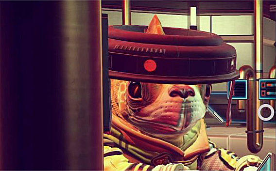 No Man's Sky gek