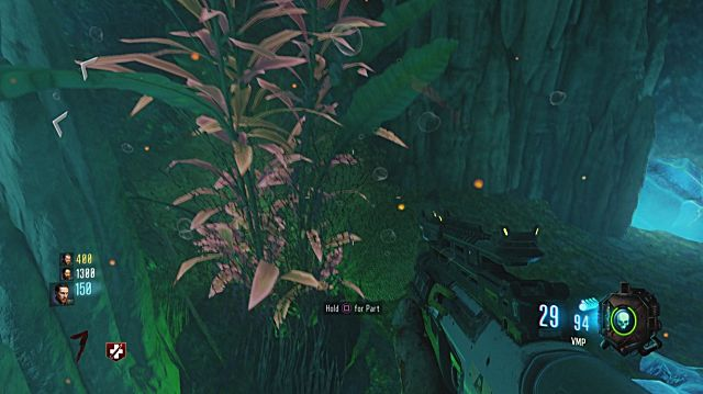 Call of Duty: Black Ops 3 plant