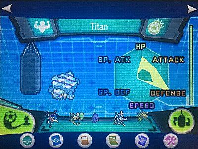 Pokemon Avalugg super training