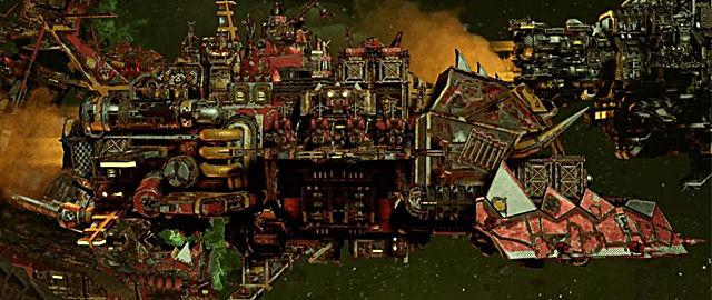 Battlefleet Gothic: Armada basha