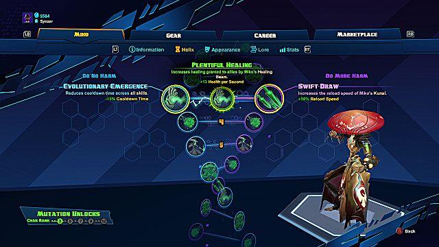 Battleborn Helix Mutations