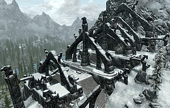 Image of bleak falls barrow