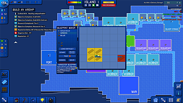 Plan your way to prosperity with blueprint tycoon blueprint tycoon if you do not mind the simple graphics and are looking for a game that really focuses on building and how those buildings function then blueprint tycoon is malvernweather Images