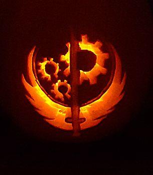 22 Nerdtastic Video Game Pumpkin Carvings You Can Diy This Halloween
