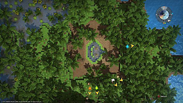 Dragon Quest Builders Challenges Guide Walkthrough Chapter 2 Crown Goowels