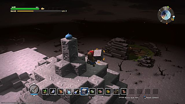Dragon Quest Builders Challenges Guide Walkthrough Chapter 4 Verdant Vision