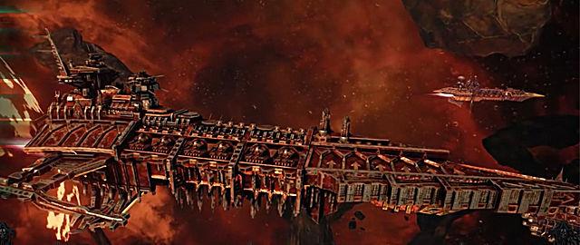 Battlefleet Gothic: Armada desolator