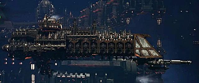 Battlefleet Gothic: Armada dominator