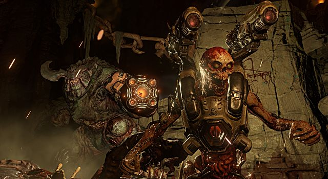 doom id software bethesda softworks