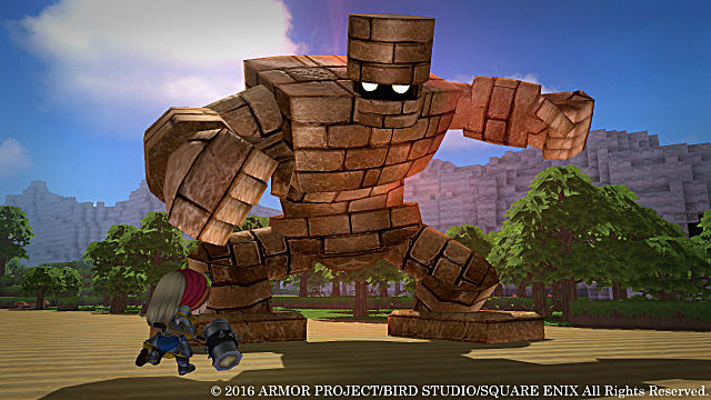 Dragon Quest Builders Review Story and Pacing