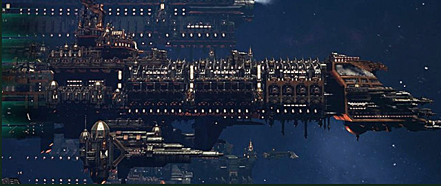 Battlefleet Gothic: Armada emperor