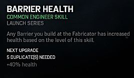 gears of war 4 engineer skill