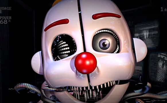 The Best Fnaf Sister Location Scare Screens Five Nights