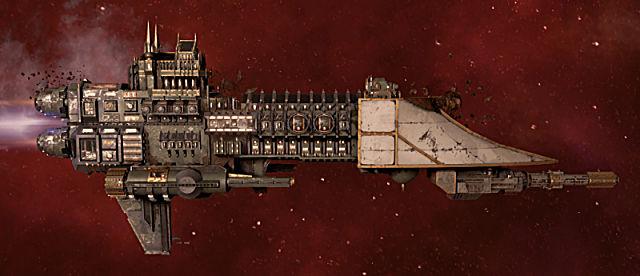 Battlefleet Gothic: Armada firestorm