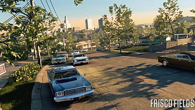 Frisco Fields mafia 3