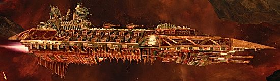 Battlefleet Gothic: Armada hades