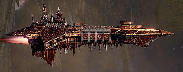 Battlefleet Gothic: Armada hellbringer mk1