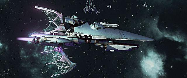 Battlefleet Gothic: Armada hellebore