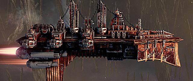 Battlefleet Gothic: Armada iconoclast