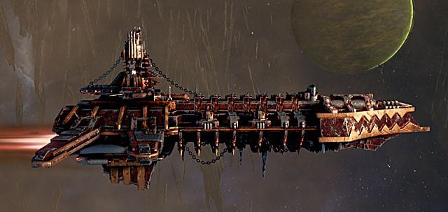 Battlefleet Gothic: Armada infidel