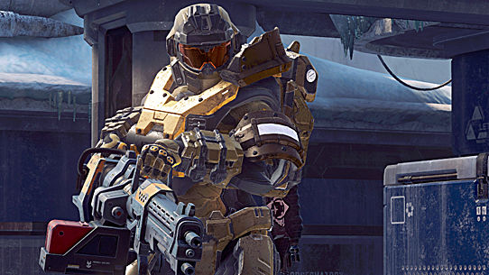 Halo 5's Memories of Reach Pack Update is Live! | Halo 5 ...