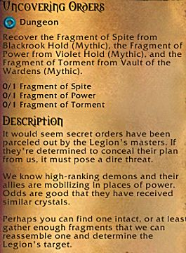 wow legion 7.1 back to karazhan
