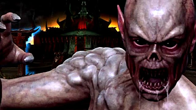 top ten unexpected horror moments in video games. Black Bedroom Furniture Sets. Home Design Ideas