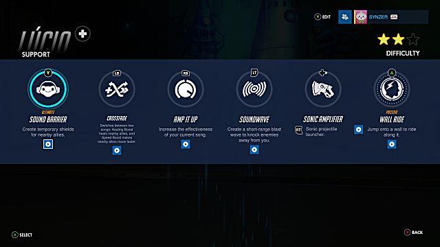 Overwatch Lucio info