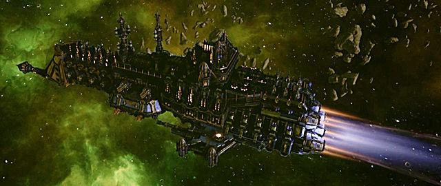 Battlefleet Gothic: Armada lunar