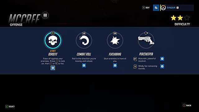 Overwatch McCree abilities