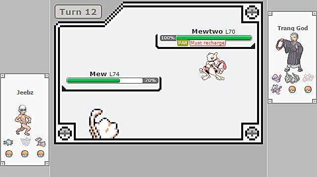 pokemon showdown mew mewtwo battle