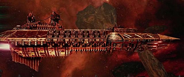 Battlefleet Gothic: Armada murder